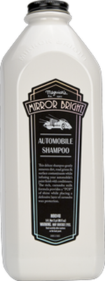 Mirror Bright Automobile Shampoo