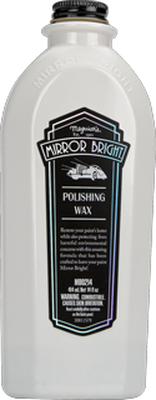 Mirror Bright Polishing Wax