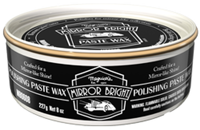 Mirror Bright Polishing Paste Wax